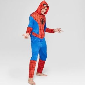 Men's Spider-Man Novelty Union Suit